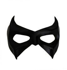 Batman Superhero Nightwing Robin Dick Grayson Cosplay Leather Eye Patch Masks