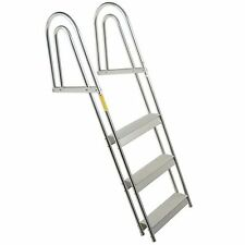 Garelick 15350 Aluminum Dock Ladder 5 Steps