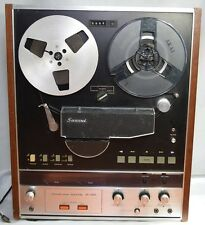 Sansui Model SD-7000 Reel to Reel Tape Recorder Vintage 1971 PARTS OR REPAIR