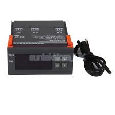 AC 90V-250V Digital Controlador De Temperatura Termostato MH1210W Nuevo