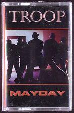Troop-Mayday LP CASSETTE R&B SWING SEALED OOP