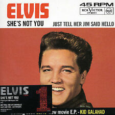 She's Not You [Single] [Limited Edition] [Audio CD] Presley, Elvis