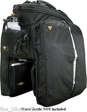 Topeak MTX Trunk Bag DXP TT9635B Expandable w Panniers Bike Pack 1380ci TrunkBag
