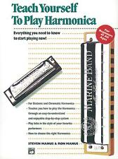 Alfred's Teach Yourself to Play Harmonica ,4648