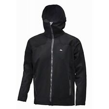 QUIKSILVER Men's MENDI Soft Shell Jacket - BLK - XL - NWT - Reg $220