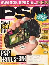 PSM February 2005 PSP Hands-On, Metal Gear 3 w/ML VG 070816DBE2