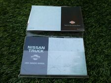 1993 NISSAN TRUCK OWNER MANUAL OEM SEE PHOTO B2