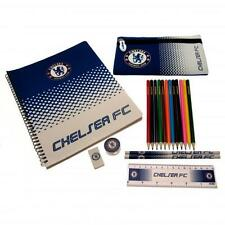 Chelsea Fc Ultimate 21pc Stationery Set FD Back To School Gift