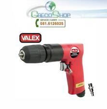 Trapano/Avvitatore reversibile con mandrino autoserrante ad aria compressa Valex