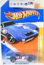 2011 Hot Wheels NEW MODELS #4/50 * '69 COPO CORVETTE * BLUE VARIANT NiCE
