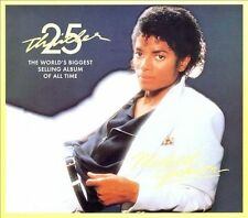 Michael Jackson 25th Anniversary of Thriller, New Music