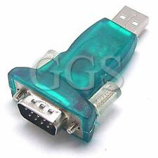 USB to serial RS232 Adapter Converter for Win7 Window 7 64 32 Bit Vista XP A0 MA
