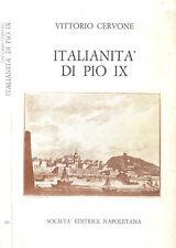 Italianità di Pio IX