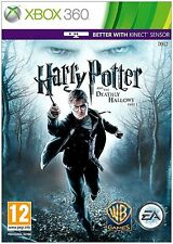 Harry Potter and the Deathly Hallows Part 1 NEW and Sealed XBox 360 Part One