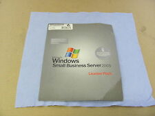 Microsoft Windows Small Business Server 2003 License Pack / 5 Lizenzen