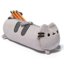 Pusheen The Cat Soft Pencil & Accessory Case Official Gund Girls Kids Stationery