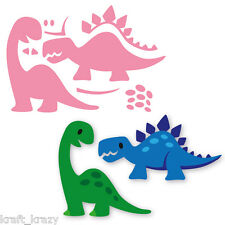 MARIANNE DESIGN COLLECTABLES DIE CUTTING EMBOSSING DINOSAURS ELINES COL1400