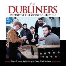 The Dubliners - Definitive Pub Songs Collection - New