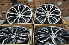 "20"" NEW BMW X6 M STYLE STAGGERED WHEELS RIMS FIT X5 X6 E53 E70 E71 X5 X6 M 1166"
