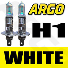H1 XENON WHITE HEADLIGHT BULBS BMW 5 SERIES E35 E39 E60