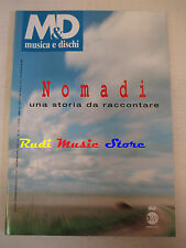 Rivista M&D MUSICA E DISCHI 612/1998 Nomadi Franco Battiato Leda Battisti No cd