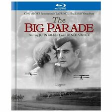 The Big Parade [Blu-ray Book], New DVDs