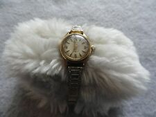 Vintage Hilton Automatic Incabloc Ladies Watch - Runs Fast