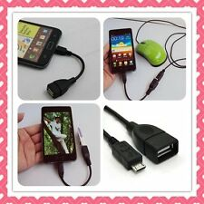 Micro USB OTG Cable For Tablets & Mobiles.