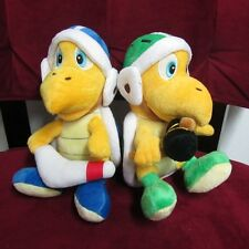 "Super Mario Bro 9"" Hammer & Boomerang Bro Koopa Troopa Mix Cosplay Stuffed Plush"