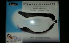 UComfy eyeware cordless air massager heat for pain relief temples, eyes,forehead
