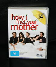 3 x Disc DVD set - Complete season 4 - How I met your mother