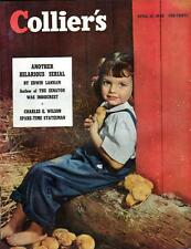 Vintage Collier's Magazine- April 10, 1948