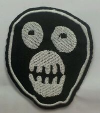 Mighty boosh embroidered patch