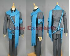 Vocaloid 2 Kaito suit【恋は戦争】Cosplay Costume Custom Any S
