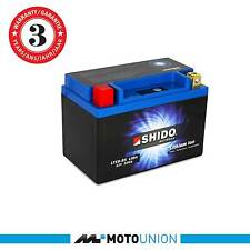 LITHIUM ion battery SHIDO YTX9-BS super lightweight Motorsport Race Motorcycle