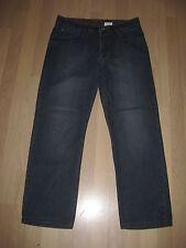 Walbusch Stretch Jeans Hose Gr.48  W33 blaugrau used