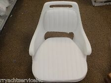 HELMSMAN SEAT & CUSHION OFFSHORE ST2071HD MOELLER SEAT BOAT SEAT MARINE CHAIR