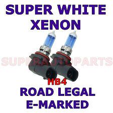 FITS KIA CERATO 2000-ON    SET   HB4   XENON SUPER WHITE LIGHT BULBS