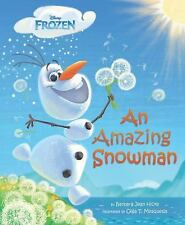 Frozen an Amazing Snowman by Disney Book Group Staff and Barbara Jean Hicks...