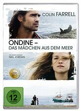 DVD * ONDINE - DAS MÄDCHEN AUS DEM MEER -  Colin Farrell  # NEU OVP $