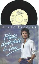 Cliff Richard:Please don't fall in love/Too close to heaven:UK Hit