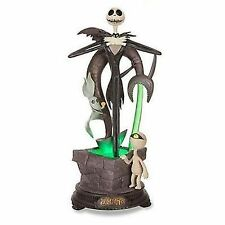 NIB Disney The Nightmare Before Christmas 20th Jack Skellington Big Figure