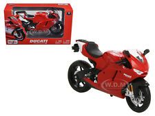 DUCATI DESMOSEDICI RR RED BIKE 1/12 MOTORCYCLE DIECAST MODEL BY MAISTO 31190