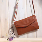 New Fashion Womens PU Leather Crossbody Satchel Shoulder Handbag Messenger Bag