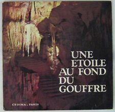 Une étoile au fond du gouffre 33 tours Marie-Dominique Poinsenet