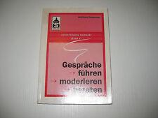 Gespräche führen, moderieren, beraten von Wolf-Dieter Zimmermann , 2. Aufl. 2003