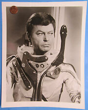 STAR TREK PHOTO STILL vtg Original Series Bones McCoy Funny Space Suit!