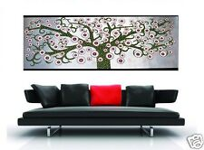 Large Tree of Life Aboriginal Art Painting on Canvas Textured Oils By Jane