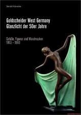 Fachbuch Goldscheider West-Germany, 50er Jahre NEU, Werkverzeichnis tolle Bilder