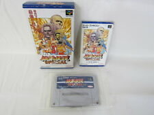 FATAL FURY Special Item REF/ccc Super Famicom SNES Nintendo SFC JAPAN Boxed sf